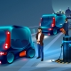 China car marketing electric