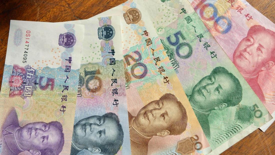 yuan-china