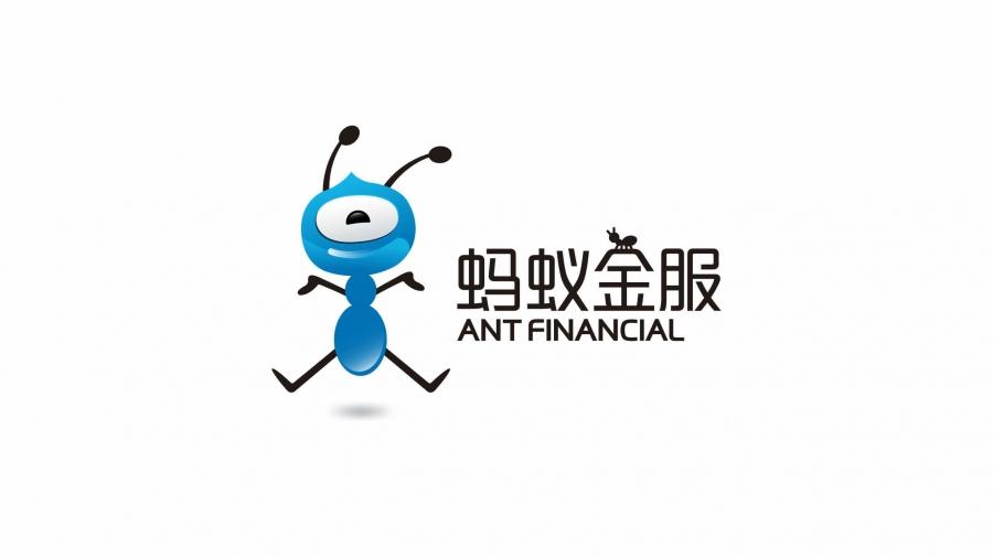 ant financial cina