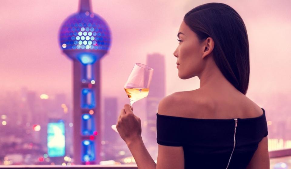 luxury china market