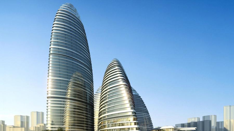 06-Wangjing Soho East